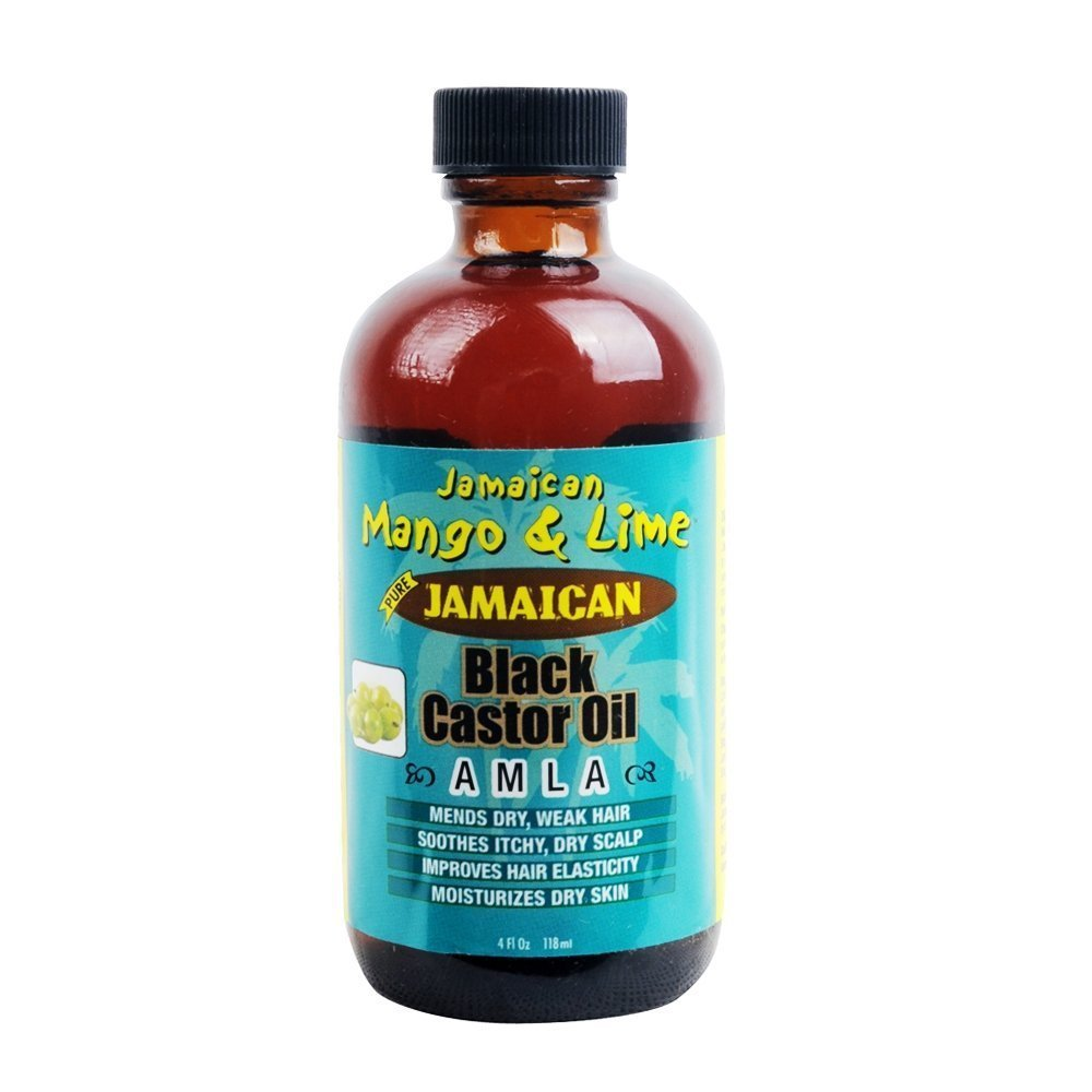 Jamaican Black Castor Oil Amla