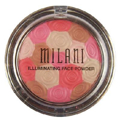 ... Illuminating Face Powder Beauty's Touch. 🔍. Milani